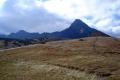 Jagnięcy szczyt z przełęczy pod Kopa