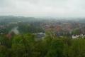 panorama czeskiego cieszyna