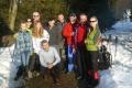 spotkanie całej grupy z Goprowcami