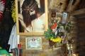 wnętrze kaplicy, zwanej też pasterską