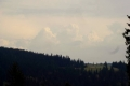 chmury nad Gorcami