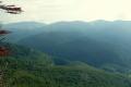 widok na Góry Bihor