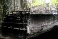 wejście do jaskini Ghetarul de la Focul Viu
