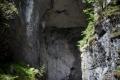 70 metrowy portal wejściowy do jaskini
