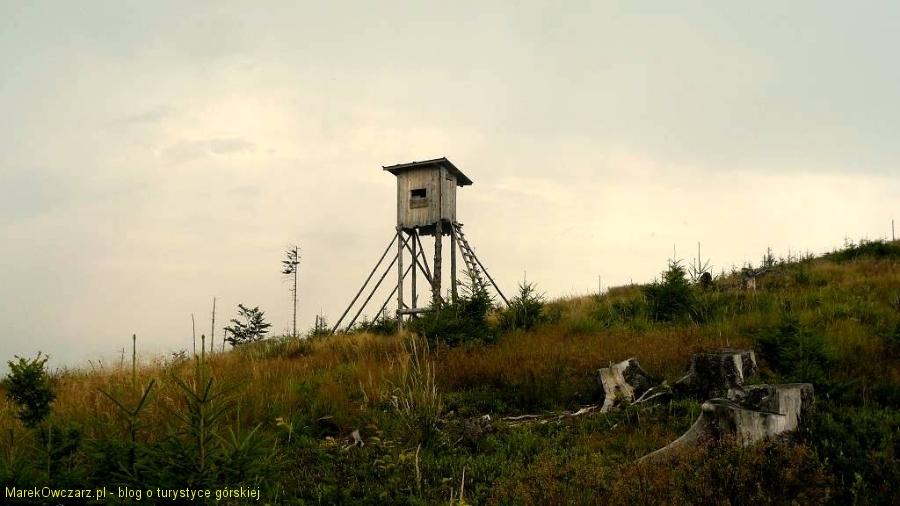na grani Magury Spiskiej