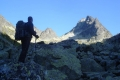 wyjście z cienia w dolinie Złomisk