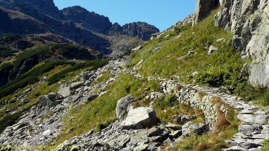Dolina za Mnichem i Wrota Chałubińskiego