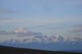 Tatry  o świcie z przełęczy Snozka