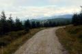 szlakiem na Przednią Kopę