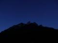 nocny widok na Trzy Korony, foto by Waldi.D