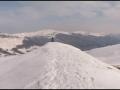 panorama od Krzemienia po Tarnicę
