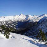 Zimowa przygoda w Tatrach Wysokich, wyjście do Doliny Pięciu Stawów Polskich i na Gęsią Szyję