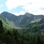 Zabrat- Rakoń- Wołowiec- Rohacze-Smutna Przełęcz