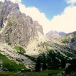 Życie podobne jest do chodzenia po górach