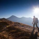 Chodzenie po górach to szukanie wyjątkowego