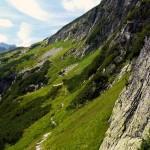 Doliną Roztoki na Przełęcz Krzyżne i dalej w pogoni za marzeniami