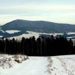 Zima w Górach Grybowskich: na Chełmie i Jaworzu, czyli czas na górskie przemyślenia
