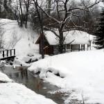 Zimowe przejście Wąwozu Homole i dalej na Wysoką i Durbaszkę