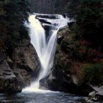 Największe wodospady Karkonoszy – wodospad Kamieńczyka, Szklarki i Podgórnej
