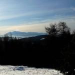 Zimowe przejście przez Górę Krzyżową i Runek na Jaworzynę Krynicką