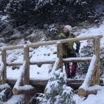 Zimowy spacer Doliną Białego na Polanę Kalatówki i do Kuźnic