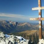 Szczyty, góry, wierchy moje