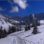 W Tatrach zimowo i niebezpiecznie, ale są inne góry do poznania