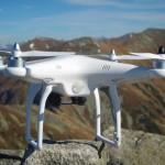 Tatry ukazane z lotu ptaka, przy użyciu bezzałogowego aparatu – drona