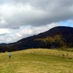 Spacerek na Pliszkę w Bieszczadach ukraińskich