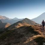 Nagrodą za obcowanie z górami jest radość życia