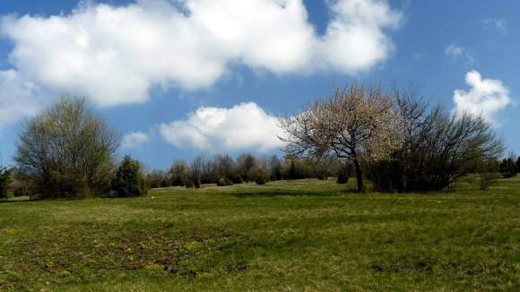 rajskie ogrody Zadielskiej Planiny