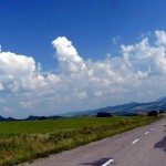 Pątniczym szlakiem, przez górę Żwir na Eliaszówkę
