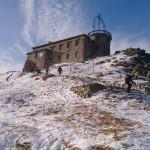 Prawie zimowo na Kasprowy Wierch i dalej przez Goryczkowe Czuby