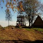 Na wieży widokowej na Korbani i dalej przez Durny na Waltera