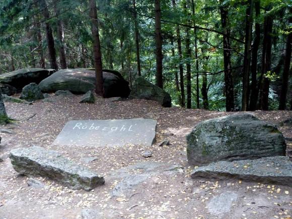 symboliczny grób Liczyrzepy
