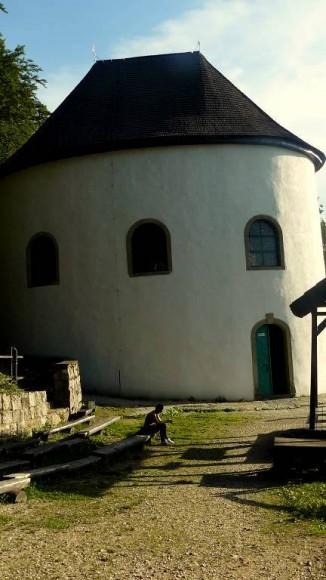 Kaplica św.Anny na Grabówce
