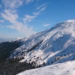 Babia Góra na zimowo jest bajeczna