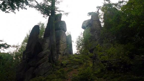 Fajka, czyli Dziubek w Górach Strużnickich