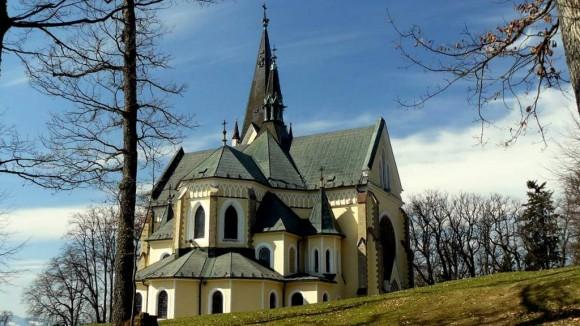 sanktuarium maryjne Mariánska hora