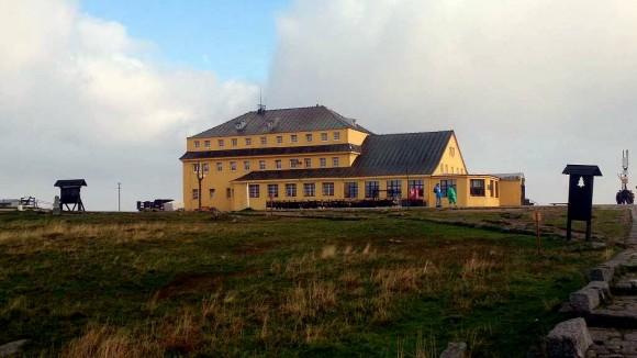 Dom Śląski na Równi pod Śnieżką