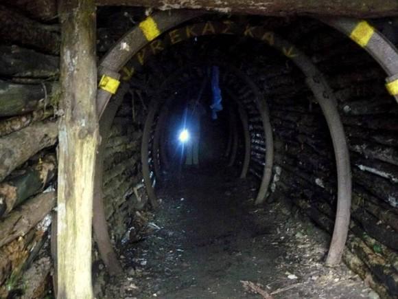 tunel na przełęczy Tunel