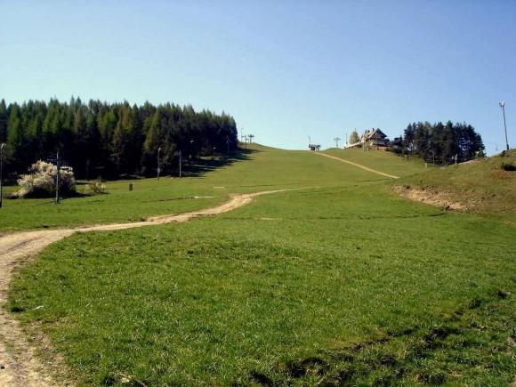 wierzchołek góry Wdżar