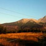 Góry jak dni przed nami wysokie