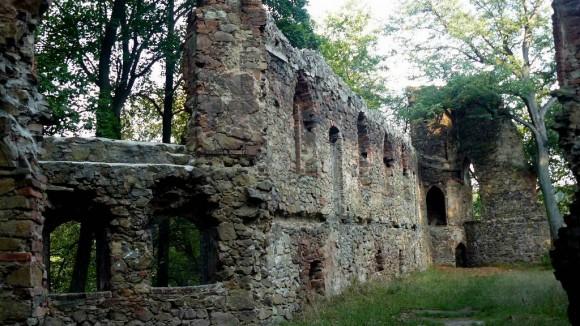 zamek Stary Książ