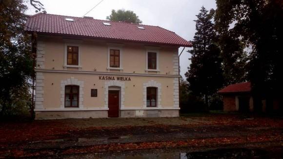 Stacja Kasina PKP