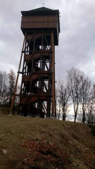 wieża na Koziarzu