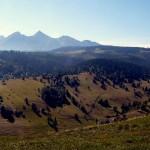 Wspomnienia zostawiłem w górach