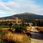 Z Łabskiej Boudy przez Śląski Grzbiet na Przełęcz Karkonoską