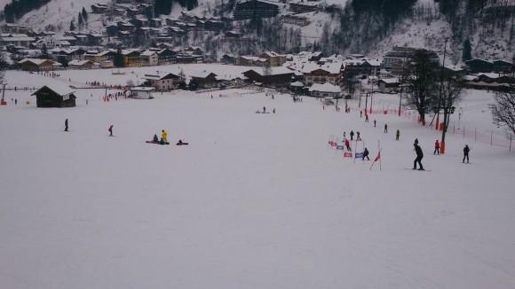 szkółka narciarska w Hinterglemm