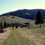 Z Piwnicznej szlakiem granicznym przez Eliaszówkę do rezerwatu Biała Woda i Jaworek